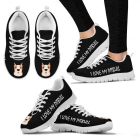 I Love Pitbull – Sneakers